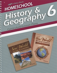 History & Geography 6 - Curriculum / Lesson Plans