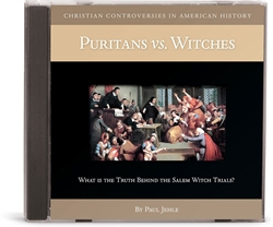 Puritans vs. Witches - CD