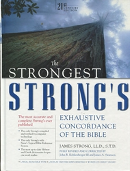 Strongest Strong's Exhaustive Concordance of the Bible (KJV)