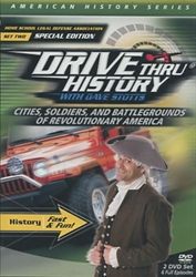 Drive Thru History: Cities, Soldiers, and Battlegrounds of Revolutionary America