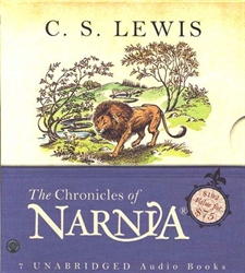Chronicles of Narnia - Audio Book Set
