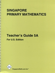 Primary Mathematics 5A - Teacher's Guide