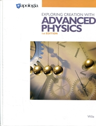 Exploring Creation with Advanced Physics - Textbook