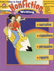 How to Teach Nonfiction Writing Grades 3-6