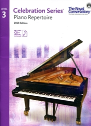 Celebration Series Perspectives - Piano level 3 Repertoire