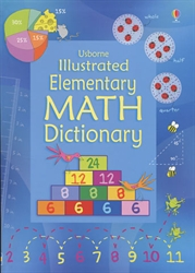 Usborne Illustrated Elementary Math Dictionary