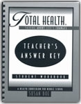 Total Health (MS) - Workbook Answer Key