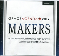 Grace Agenda 2012: Makers - CD Set