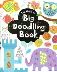Big Doodling Book