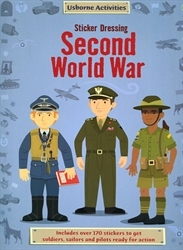 Sticker Dressing: Second World War