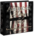 American History to 1865 - Audio Cassette Set