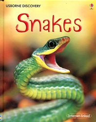Usborne Discovery: Snakes