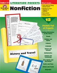Literature Pockets: Nonfiction 4-6