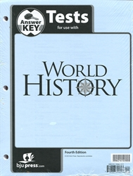 World History - Tests Answer Key