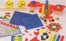 Saxon Math K-3 Manipulatives