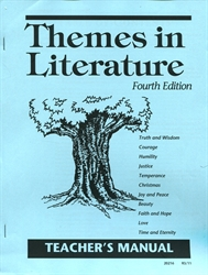 Themes in Literature - Answer Key