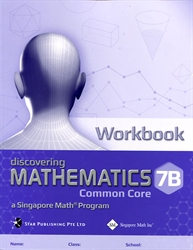 Dimensions Mathematics 7B - Workbook