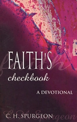 Faith's Checkbook: A Devotional