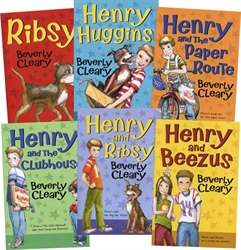 Henry Huggins series