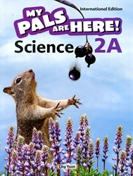 My Pals Are Here Science 2A - Textbook