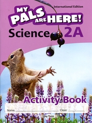 My Pals Are Here Science 2A - Activity Book