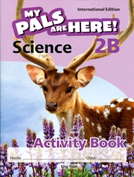 My Pals Are Here Science 2B - Activity Book