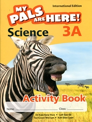My Pals Are Here Science 3A - Activity Book