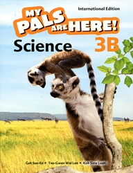 My Pals Are Here Science 3B - Textbook