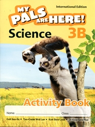 My Pals Are Here Science 3B - Activity Book