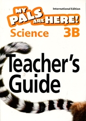 My Pals Are Here Science 3B - Teacher's Guide