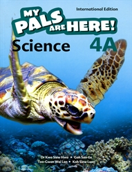 My Pals Are Here Science 4A - Textbook