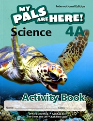 My Pals Are Here Science 4A - Activity Book
