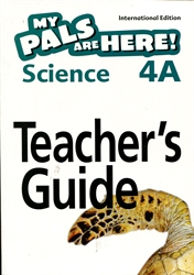 My Pals Are Here Science 4A - Teacher's Guide