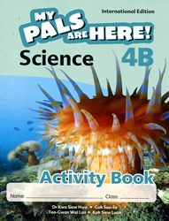 My Pals Are Here Science 4B - Activity Book
