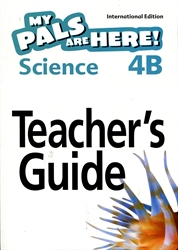 My Pals Are Here Science 4B - Teacher's Guide