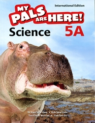 My Pals Are Here Science 5A - Textbook