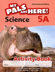 My Pals Are Here Science 5A - Activity Book