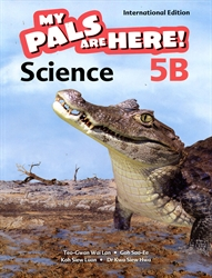 My Pals Are Here Science 5B - Textbook