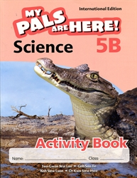 My Pals Are Here Science 5B - Activity Book