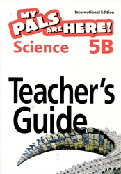 My Pals Are Here Science 5B - Teacher's Guide