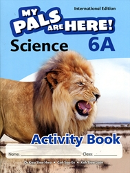 My Pals Are Here Science 6A - Activity Book