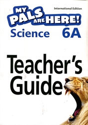 My Pals Are Here Science 6A - Teacher's Guide
