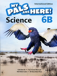 My Pals Are Here Science 6B - Textbook
