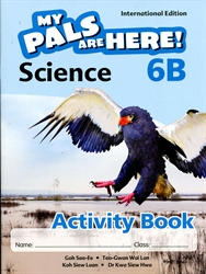 My Pals Are Here Science 6B - Activity Book