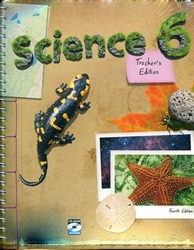 Science 6 - Teacher Edition & CD