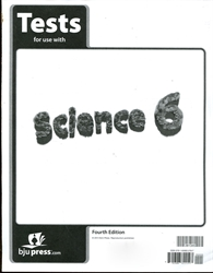 Science 6 - Tests