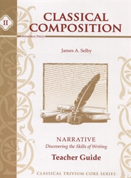 Classical Composition Book II - Teacher Guide