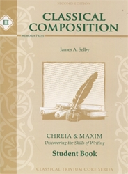 Classical Composition Book III - Student Book