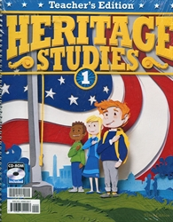 Heritage Studies 1 - Teacher Edition & CD