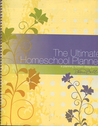 Ultimate Homeschool Planner (Yellow)